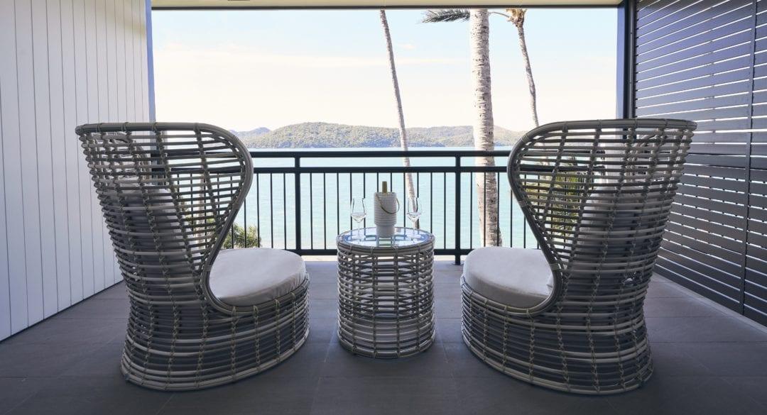 Daydream Island Resort Deluxe Ocean Terrace King Exterior