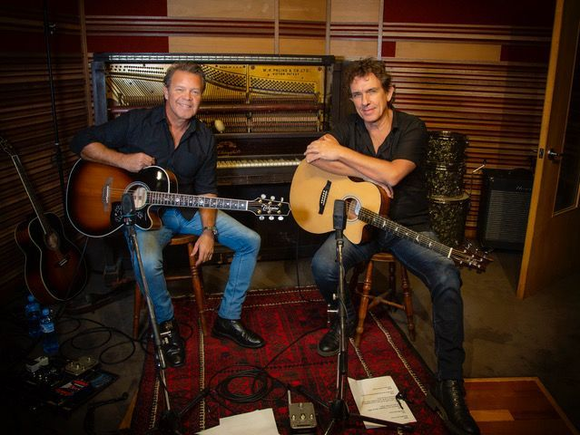 Ian Moss and Troy Cassar-Daley Together Alone